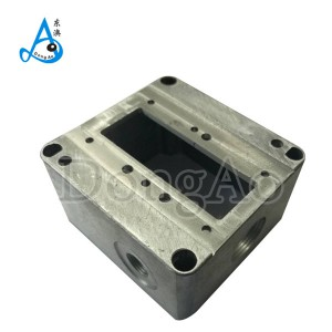 China New Product  DA01-019 Die casting for Curacao Manufacturer
