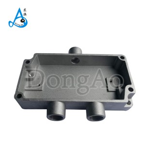 Reasonable price for DA01-017 Die casting to Palestine Manufacturers