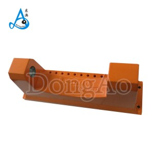 Competitive Price for DA01-014 Die casting Export to Macedonia