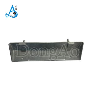 Factory Promotional DA04-005 High-speed rail parts to Bangladesh Manufacturer